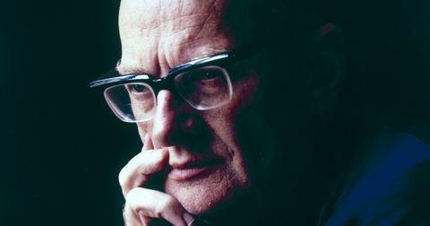 Watch Arthur C. Clarke Predict the Smartwatch in This 1976 Video