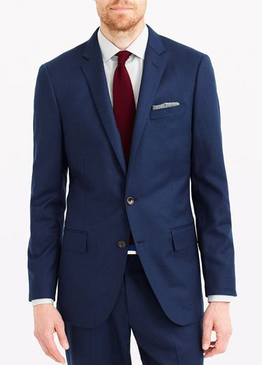 10 Flannel Suits for Fall 2014 – Best New Suits for Men