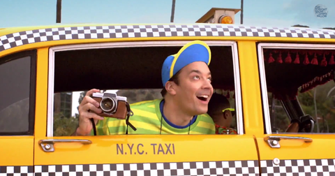 Jimmy Fallon's Parody of the Fresh Prince of Bel-Air Intro is Uncanny