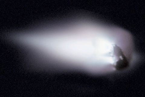 2. What exactly are comets made of?