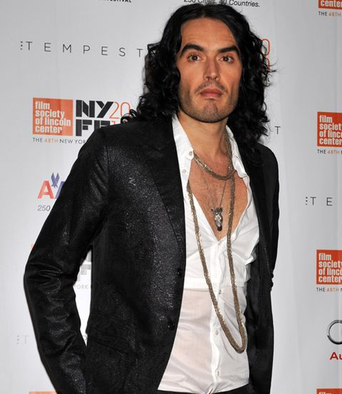 russell brand worst dressed