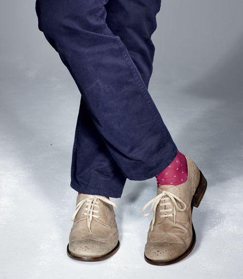 Footwear, Brown, Shoe, Textile, Fashion, Tan, Street fashion, Beige, Electric blue, Natural material,