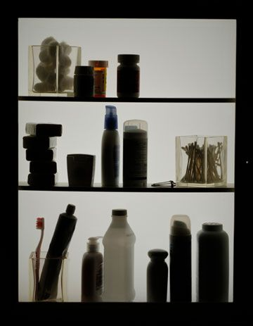 medicine cabinet & Grooming Information - The Secret History of Your Medicine Cabinet