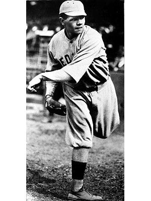 Babe Ruth, Right Field