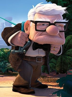 up pixar old man