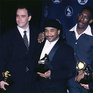 dave matthews band at grammy awards