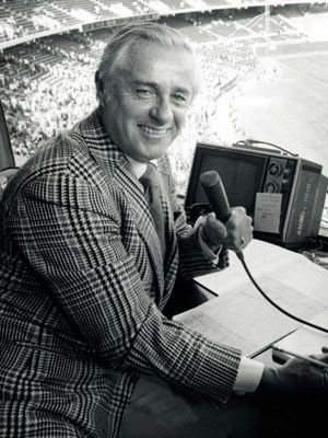 curt gowdy broadcaster interviewed 2003
