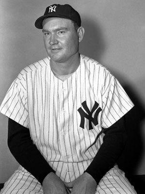 Johnny Mize, First Base