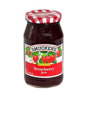 smuckers strawberry preserves
