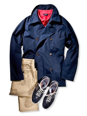 smart-casual weekend gear