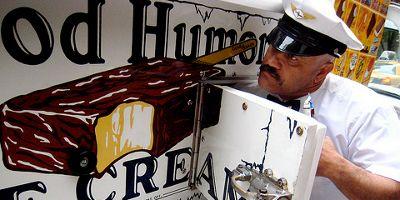 good humor ice cream truck man