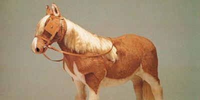 giant stuffed pony