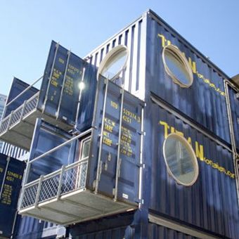 Shipping Container Homes - Cargo Container Houses
