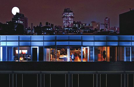 esquire soho mews penthouse