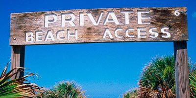 beach in Don Pedro Island Florida