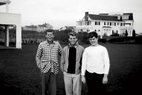 Kennedy Quotes - Family Photos and Quotes from the Kennedys