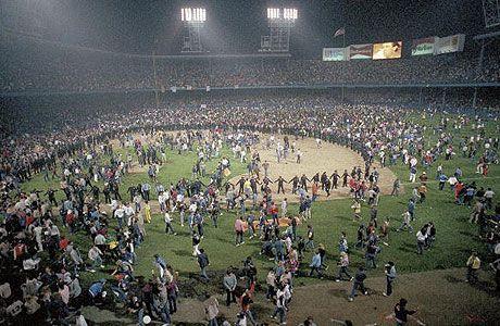 detroit tigers 1984 riot