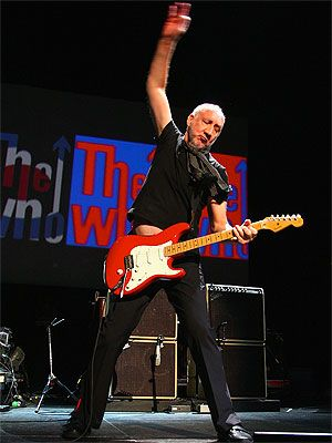 pete townshend windmill move