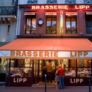 French restaurants may <i>seem</i> romantic&#8230;