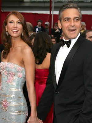 george clooney girlfriend sarah larson