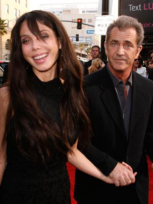 mel gibson girlfriend Oksana Grigorieva