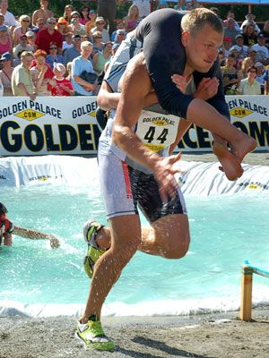 The Wife-Carrying World Championships
