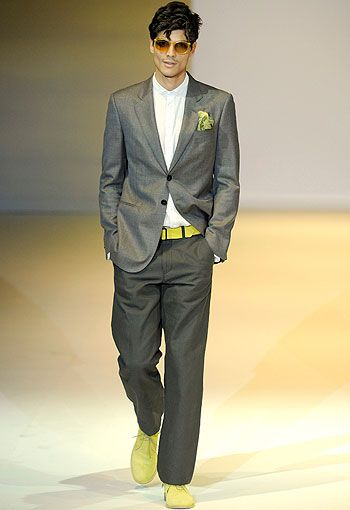 Giorgio Armani spring 2011 collection