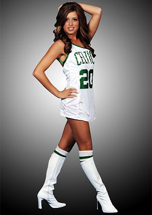 celtics cheerleader picture