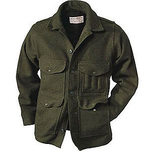 Filson Mackinal Cruiser Jacket