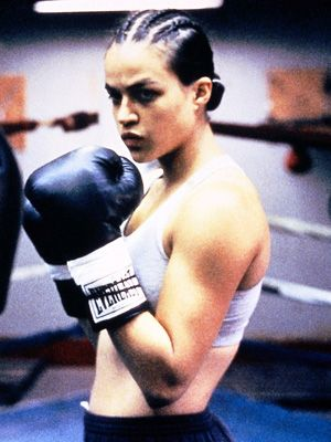 michelle rodriguez angry girlfight