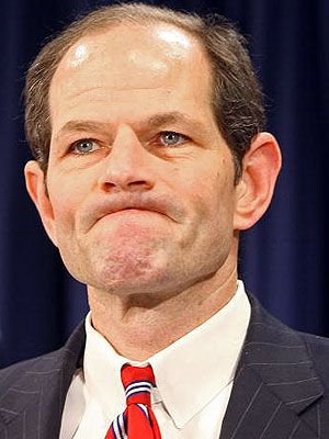 eliot spitzer press conference
