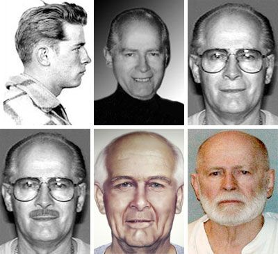 America's Most Wanted List 2011 - Post-Whitey Bulger Most