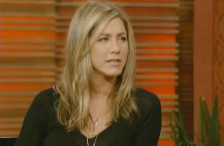 jennifer aniston regis kelly