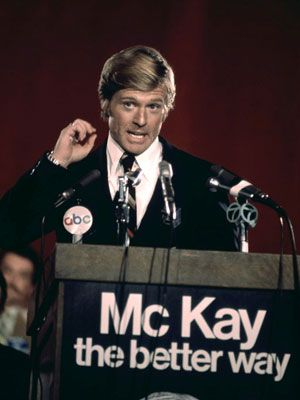 10. Bill McKay (<i>The Candidate</i>, 1972)