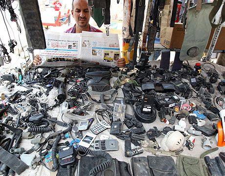 telecommunications on sale in iraq