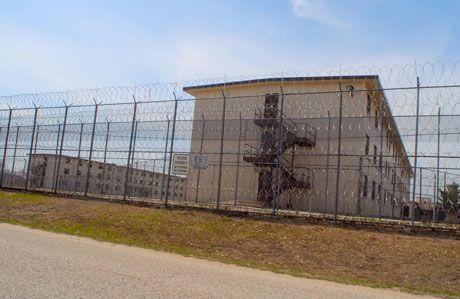 kinross prison