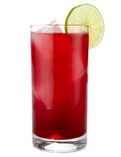 The Cranberry Gin cocktail is one of those amazingly simple, refreshing  drink recipes that some