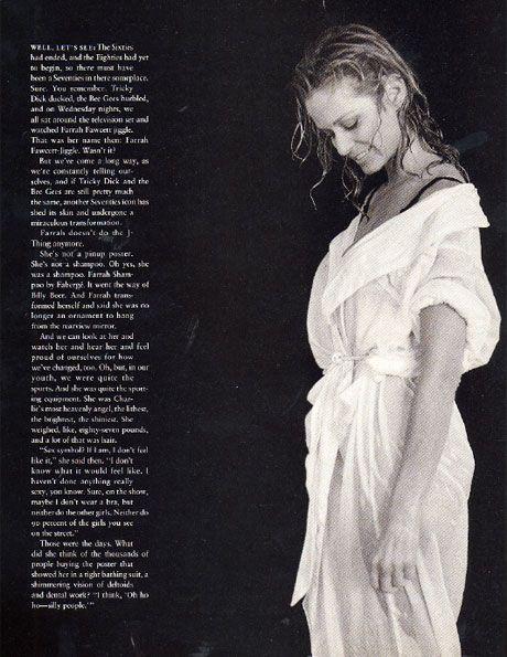 7ea8bcfcd07b2d Farah Fawcett Photos - Esquire 1990 Farrah Fawcett Posters