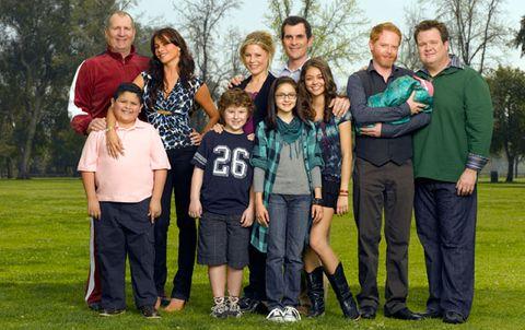 <i>Modern Family</i>