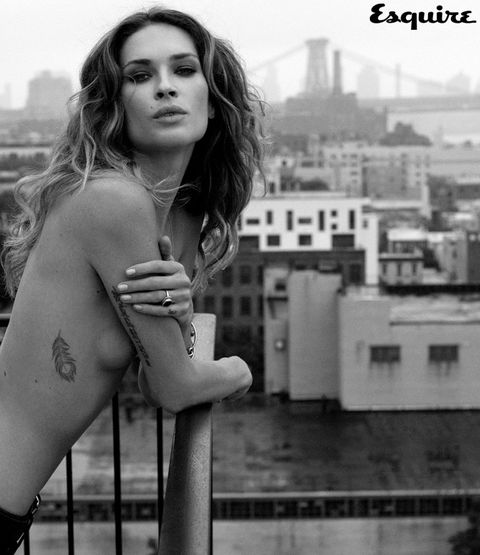 Erin Wasson 2012 Hot Photos Of Supermodel Erin Wasson
