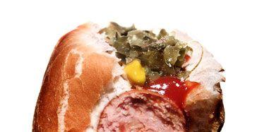 The Hot Dog (Fancy): Hartmann's Beef Wieners