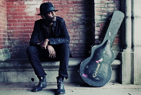 "Song of the Week: Gary Clark Jr., ""Numb,"" <i>Blak and Blu</i>"