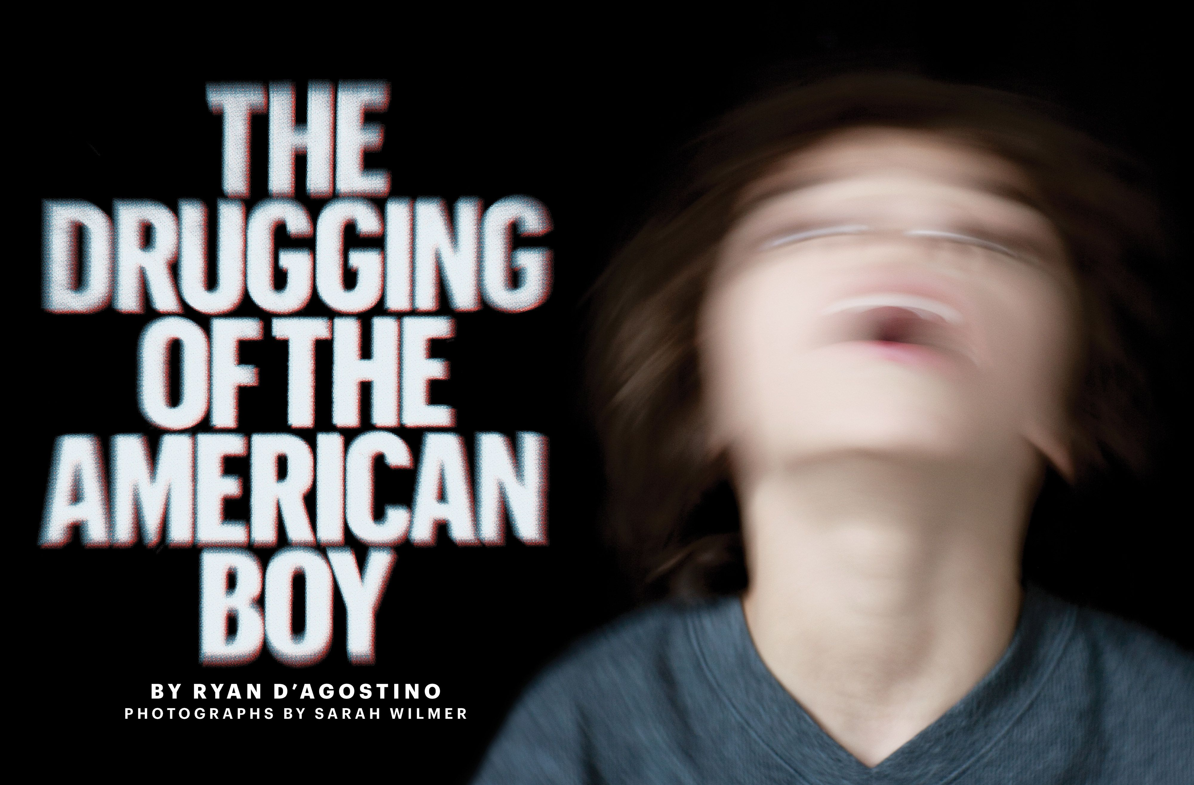 The Drugging Of The American Boy - Map prescriptions for adhd us