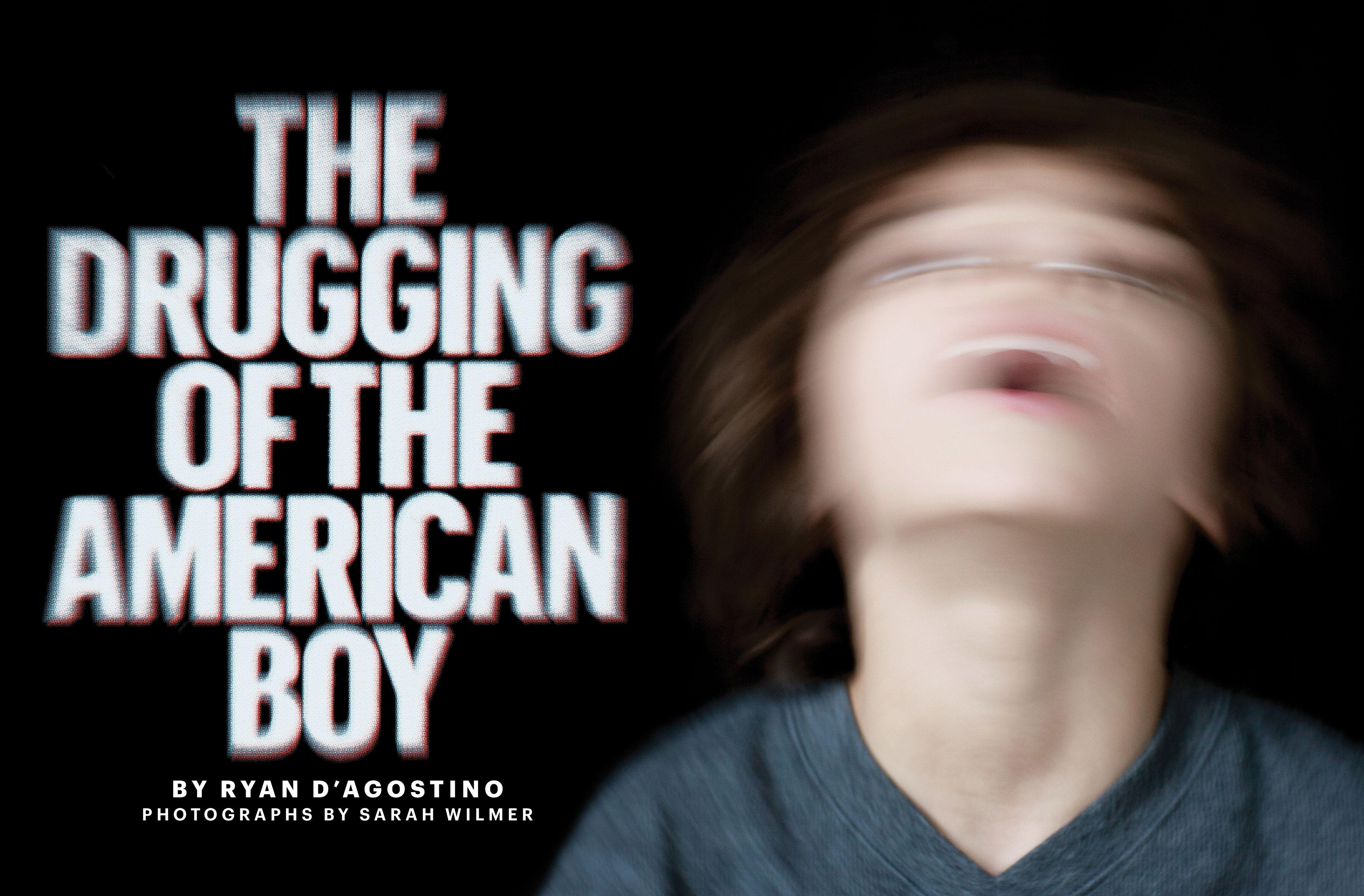 The Drugging Of American Boy >> Postscript The Drugging Of The American Boy Esquire