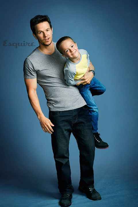 Fatherhood Mark Family Wahlberg Mark Story Photos Wahlberg -