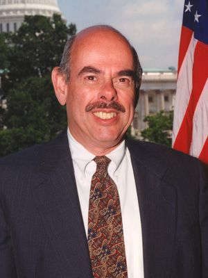 Rep. Henry Waxman (D), California