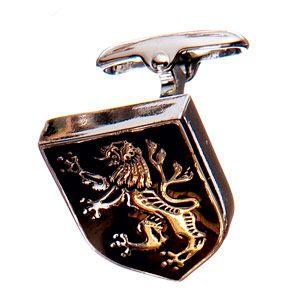 heraldic cuff links