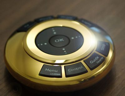 Gold RC1 Remote Control