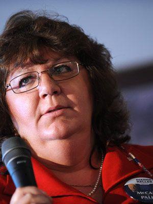 Mayor Dianne Keller, Alaska