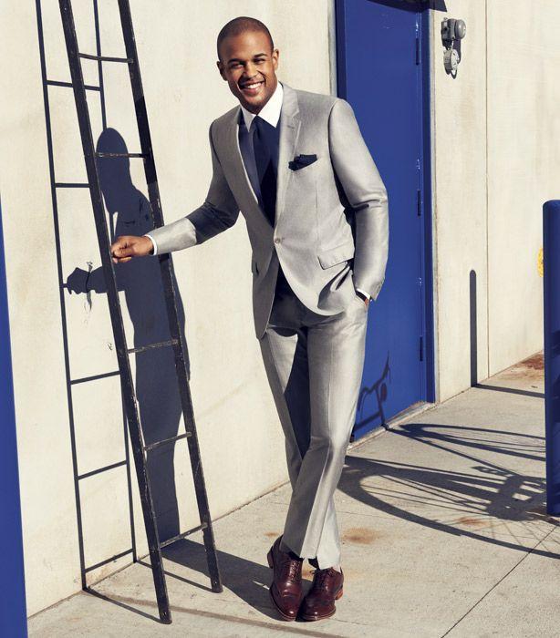 How a Suit Should Fit - Slim Suits 2013